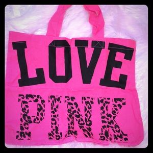 💕VS PINK💕carry all tote!